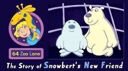 64 Zoo Lane - Snowbert's New Friend S03E10 Cartoon for kids