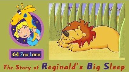 64 Zoo Lane - Reginald's Big Sleep S02E01 HD
