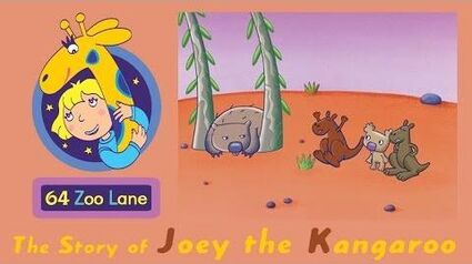 64 Zoo Lane - Joey the Kangaroo S01E03 HD