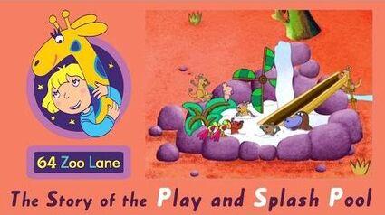 64 Zoo Lane - the Play and Splash Pool S03E11 Cartoon for kids