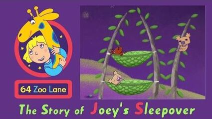 64 Zoo Lane - Joey's Sleepover S03E13 Cartoon for kids