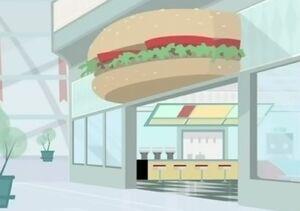 Burger McFlipster's
