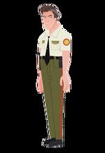 Ron The Rent-a-Cop Full
