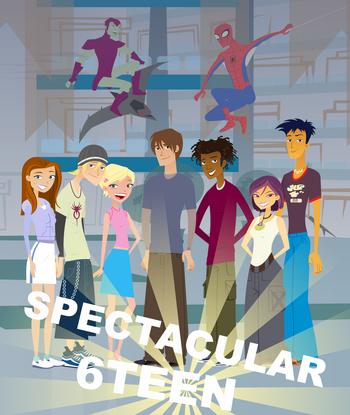 Spectacular 6teen 1 sub