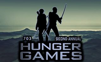 Hunger Games 2 Logo