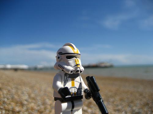 File:Lego Clone Trooper on Brighton beach.jpg