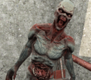 Feral Zombie