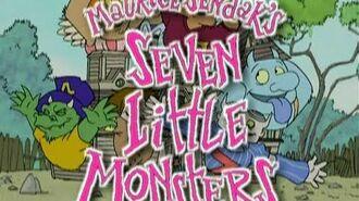 Seven Little Monsters Theme Remix Prod. By Mean Sk Hip-Hop Rap Beat ᴴᴰ