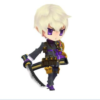 Samurai Sprite