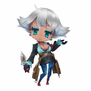 Female Trickster II Sprite (2020-II)