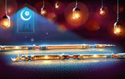 Ramadan Cue Popup Background