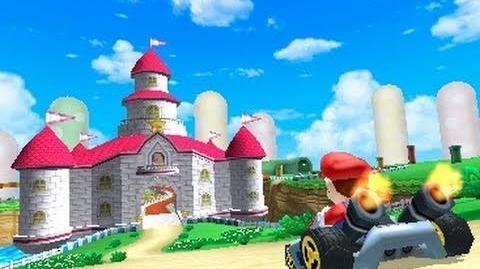 Mario Kart 3DS Official Trailer (E3 2011)