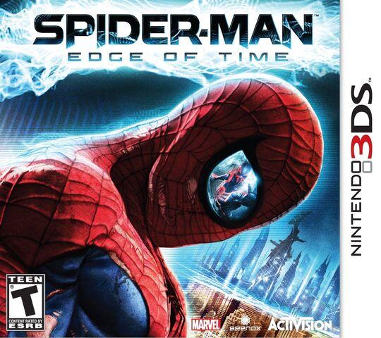 File:Spider-man edge of time.jpg