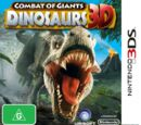 Combat of giants Dinosours 3D