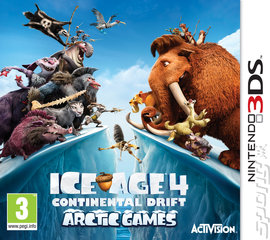 -Ice-Age-4-Continental-Drift-Arctic-Games-3DS-