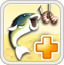 Resource-Fishery Research Icon (Yellow)