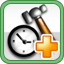 Decrease Construction Time Research Icon (Silver)