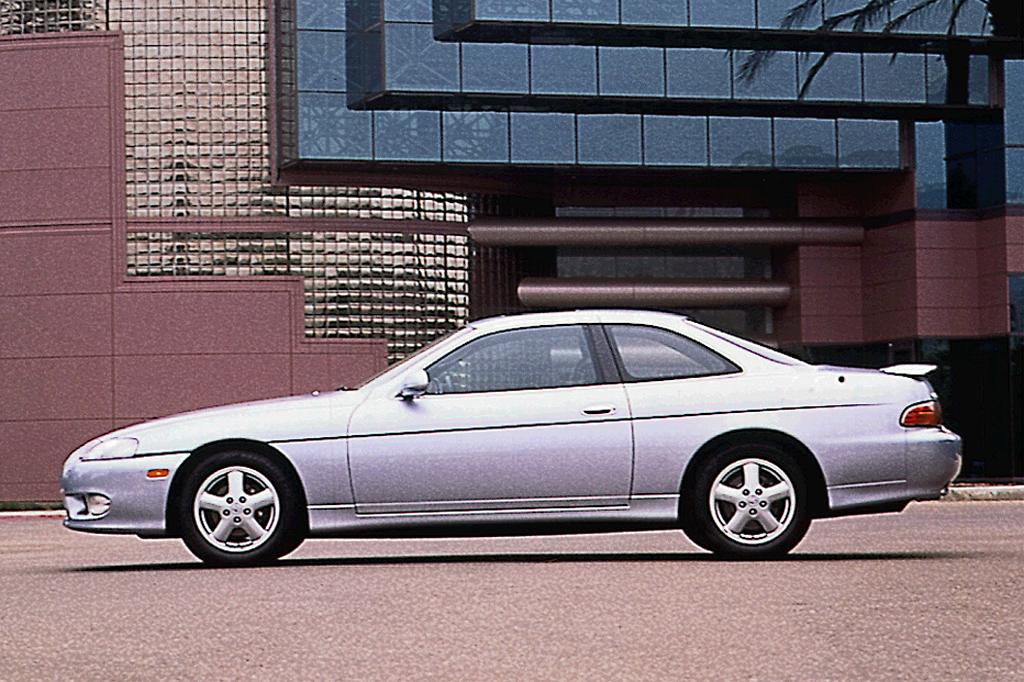 Image  98lexussc300jpg  Cars of the 90s Wiki  FANDOM powered