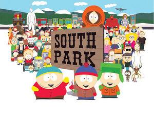 South Park Title Card