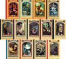 A series of unfortunate events Wiki