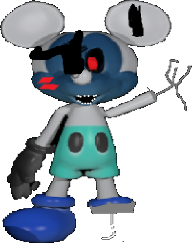 File:Evil photo negative mickey full body.png