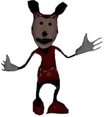 Skinny Minnie full body