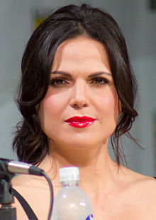 Lana Parrilla SDCC 2014
