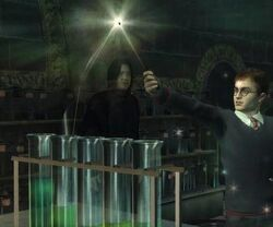 Potions class 1995-1996