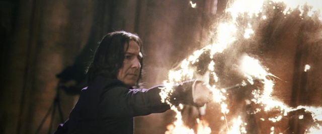 File:Snape Using Diasarming Spell.png