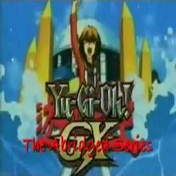 Yugioh gx abridged RC logo