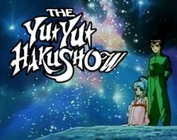 Yu Yu HakuShow title block