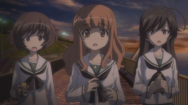 File:Girls und Panzer Abridged Ep 5 Screenshot.jpg