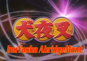 Inuyasha Abridgement title block2