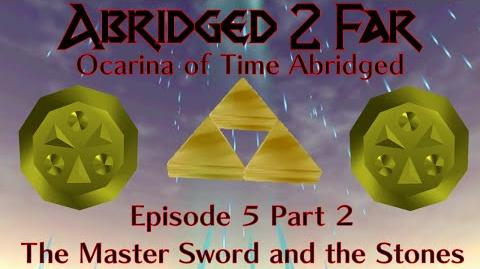 The Legend of Zelda Ocarina of Time Abridged Episode 5 Part 2-1