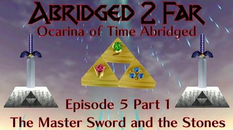 The Legend of Zelda Ocarina of Time Abridged Episode 5 Part 1-0