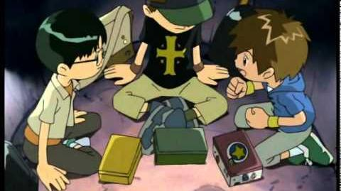 Digimon Tamers The Abridged Series - Episode 1