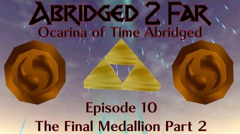 The Legend of Zelda Ocarina of Time Abridged Episode 10 Part 2