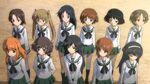 Girls und Panzer Abridged Ep 3 Screenshot