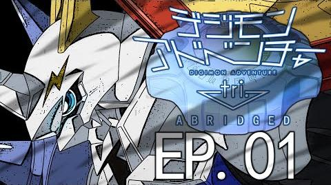 -ProMou- Digimon Tri Abridged - Ep1- Genesis Of Nostalgia