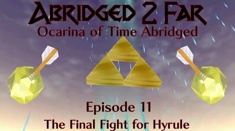 The Legend of Zelda Ocarina of Time Abridged Ep 11 (Final Episode)-0