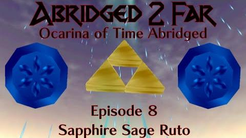 The Legend of Zelda Ocarina of Time Abridged Episode 8
