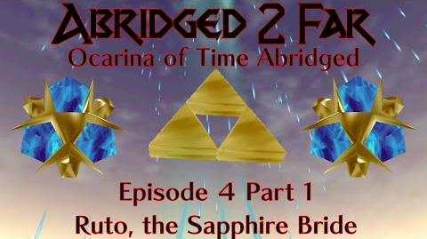 The Legend of Zelda Ocarina of Time Abridged Episode 4 Part 1-2