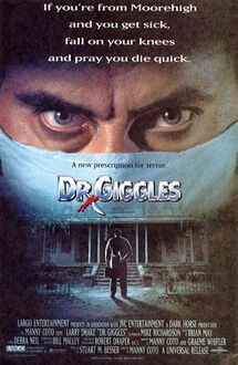 Dr Giggles poster