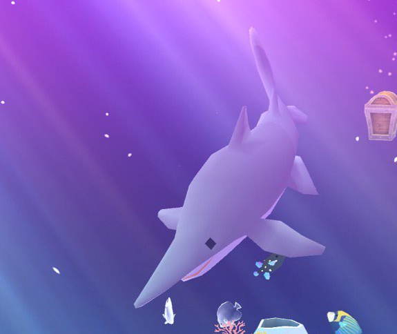 Goblin shark abyssrium wikia fandom powered by wikia for Abyssrium hidden fish guide