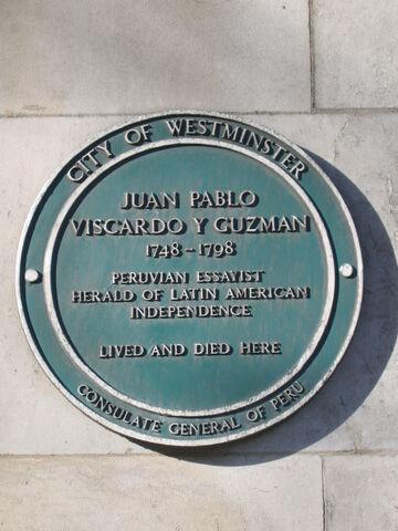 File:Vizcardo plaque Baker Street.jpg