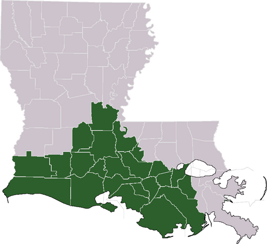 File:File-Acadiana parishes map.png