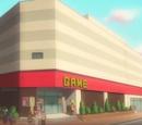 "Sala de Videojuegos ""Game"""