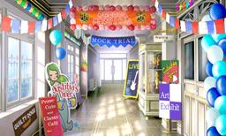 1F Hallway