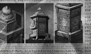 Treasure box newspaper