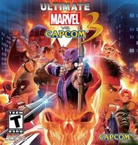 UMvC3 Cover